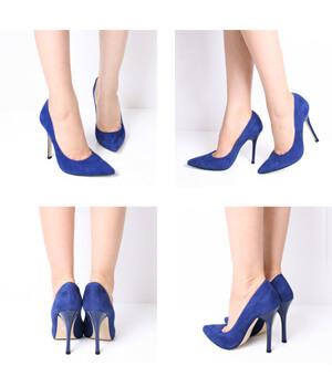 10cmヒールの靴