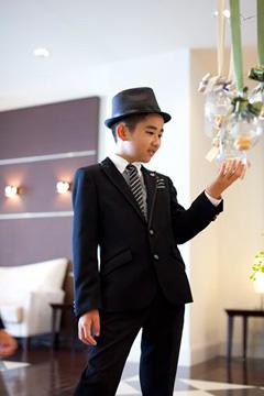 男の子のフォーマル服