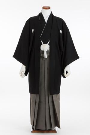 正礼装(黒紋付き)