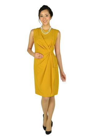 黄色系のドレス