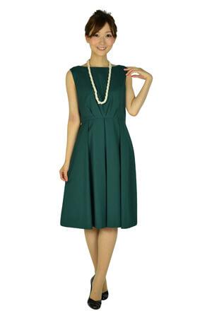 緑色系のドレス