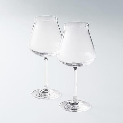 画像:Baccarat(バカラ)のワイングラスセット